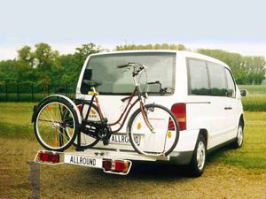 Allround Heckträger für Behinderten Dreirad Typ UT