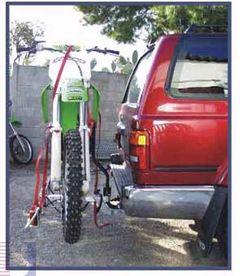 Allround Heckträger für Kleinkrafträder Rollerträger Typ UT