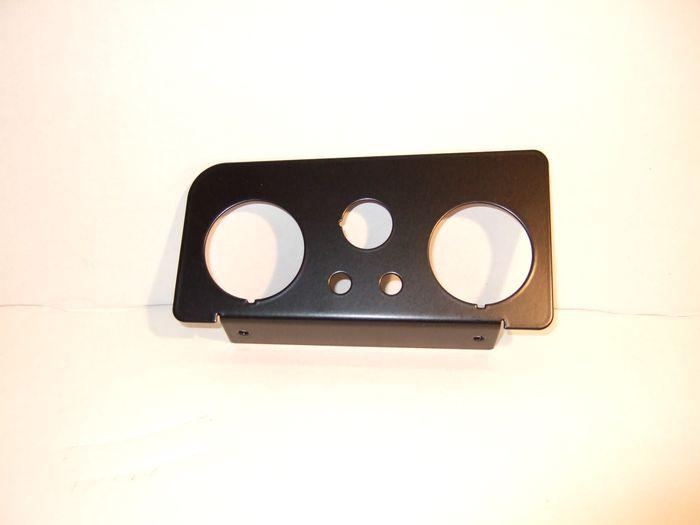 ( LF1) Manometerblende für Zweikreisanlage, Citroen/Fiat/Peugeot 244