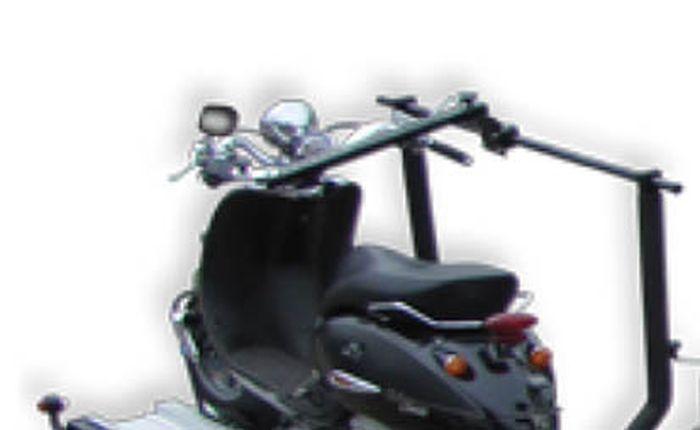 SMV Light, SMF, Schumi, RadMax, SMV Rolli etc. Lenkerhalter f. Motorrad