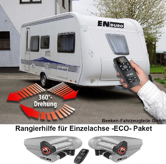 Anh./ Wohnanhänger-Einachs-Rangierhilfe- Enduro EM505, ECOPAKET 2000kg