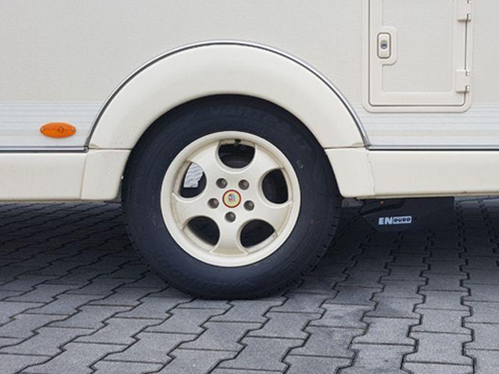 Anh./ Wohnanhänger-Einachs-Rangierhilfe- Enduro EM303A plus, incl. AGM Camping AKKU light u. Ladegerät, PREMIUMPAKET 1800 kg