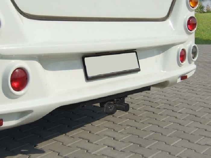 Anhängerkupplung Wohnmobil BOSStow Fiat Ducato X250/ X290_ Bj. 2006-2014 (Montage innen o. aussen mgl.), Typ 01 hor. abnehmbar,12,5 kN, inklusiv Rahmenverlängerung 1500mm