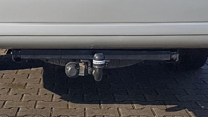 Anhängerkupplung Wohnmobil BOSStow Iveco Daily_ Bj. 1982-1999, Typ 01 feststehend inklusiv Rahmenverlängerung 1500mm
