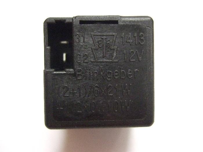 Modul Steuergerät JAEGER Blinkgeber 12V (2+1) - 6x21W +1-2x0..10W 1413