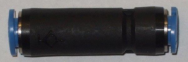 ( LF3) Stossverbinder, gerade, 5,00 mm
