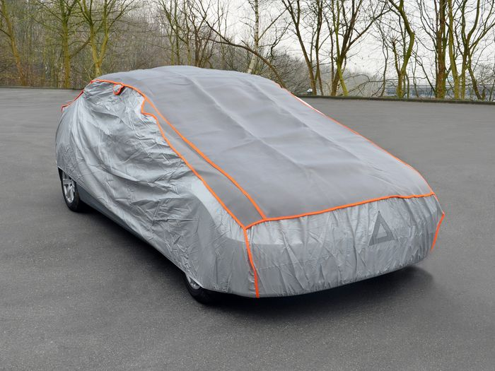 BMW i8 2-T Coupé Bj. 2013- Auto Schutzhülle-Hagelschutz, Basic