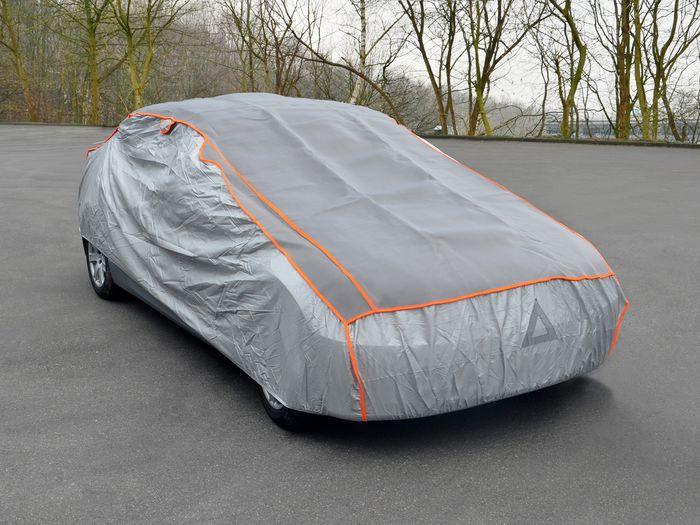 Jaguar XF 5-T Kombi Bj. 2013-2016 Auto Schutzhülle-Hagelschutz, Basic