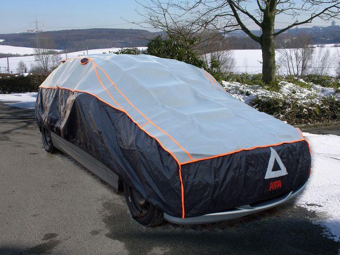 Range Rover Evoque 5-T SUV Bj. 2011- Auto Schutzhülle-Hagelschutz-Pelerine, Basic