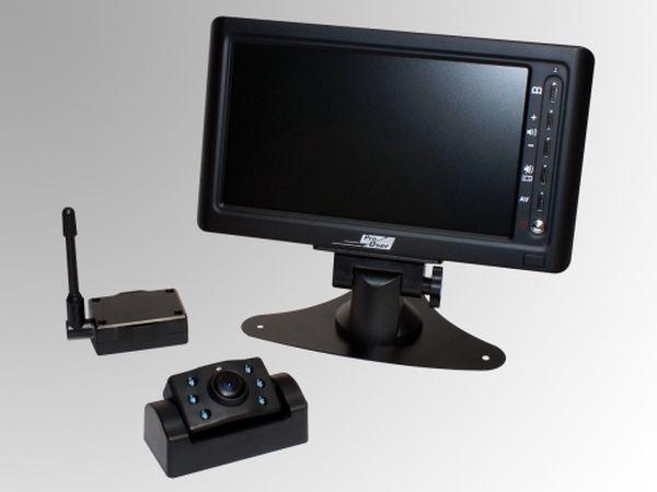 Rückfahrvideosystem DRC 7010 mit digitaler Sendeeinheit