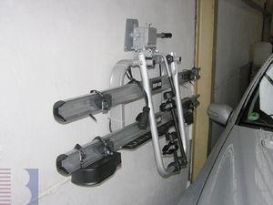 Wandhalter, universal, AHK- Heckträger Typ Kugelkopf I