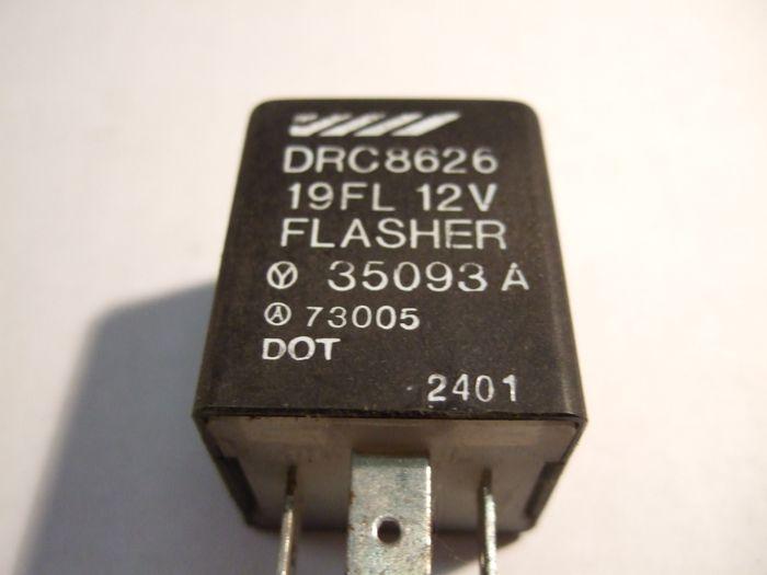 Blinkerrelais / Blinkgeber, 12V, standard