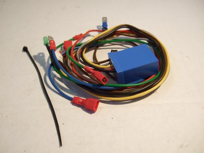 Blinkerrelais / Blinkgeber, 12V, C2-Kontrolle elektronisch, einstellbar