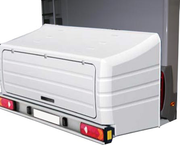 ALUTRANS ECO prestige mit GFK- XL BOX