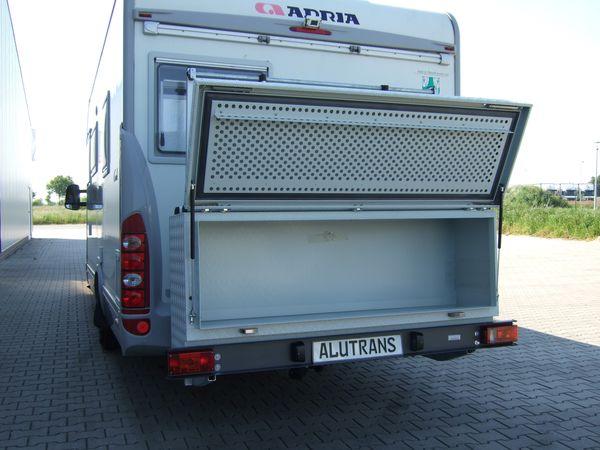 ALUTRANS- Wohnmobil ALUBOX XXL inkl. Kit Bike