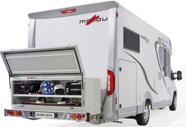Alutrans Wohnmobil Alubox Xxl Inkl Kit Stausystem