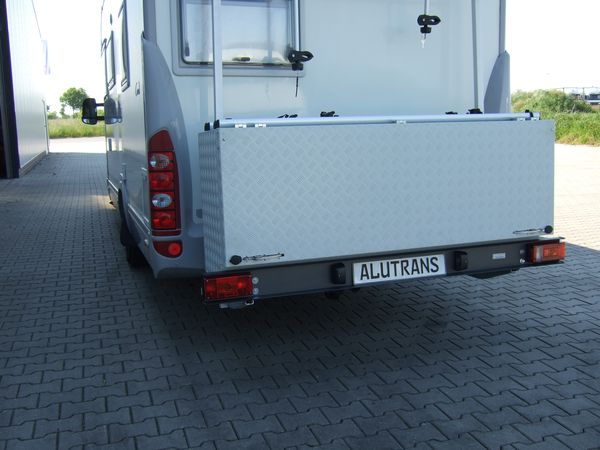 alutrans zubeh r kit bike f r wohnmobil alubox xl und xxl. Black Bedroom Furniture Sets. Home Design Ideas