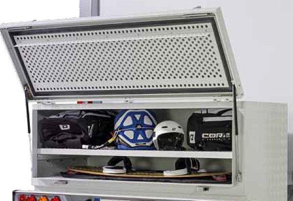 ALUTRANS- Zubehör Kit Stausystem für Wohnmobil ALUBOX XL