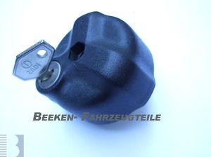 Handrad, universal, abschließbar 8mm Typ Mutter