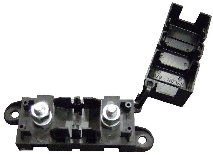 Zubehör Elektro: Sicherungshalter 25qmm inkl. Sicherung 150A für Serie 30