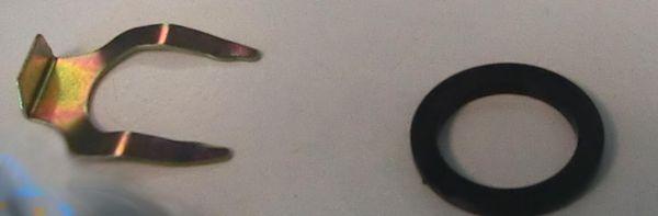 Ersatzschloss-Dichtung u. Sicherung Fabbri Gringo Modelle