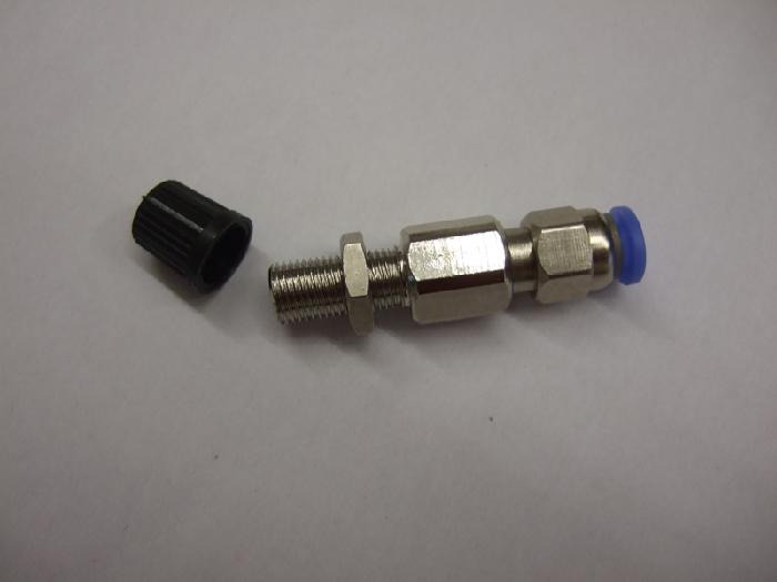 ( LF2) Befüllventil ( Füllventil ), f. Schlauch schwarz 4,00 mm
