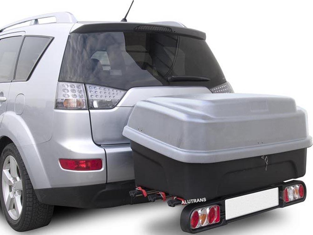 heck box alutrans heckbox silver line l 330 l. Black Bedroom Furniture Sets. Home Design Ideas