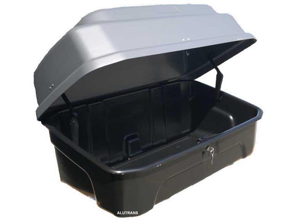 mit der backbox l einer box die nicht auf dem autodach. Black Bedroom Furniture Sets. Home Design Ideas