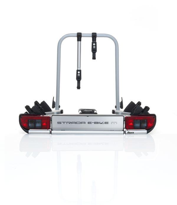 E- Bike Heckträger ATERA Strada Sport M, E- Bike für d. Anhängerkupplung AHK Heckträger für E-Bike Elektrofahrrad
