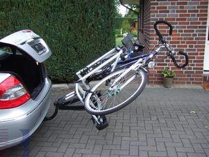 E- Bike Heckträger ATERA Strada Sport M, E- Bike