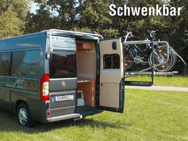 fahrradtr ger fiat ducato heckt r auto bild ideen. Black Bedroom Furniture Sets. Home Design Ideas