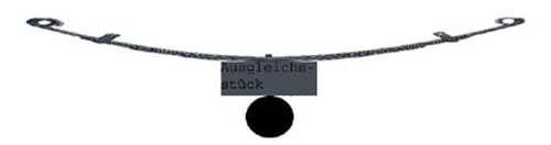 Höherlegungssatz Renault Master Bj. bis 2010, Fzg. mit einer Federlage, Achssatz 50mm