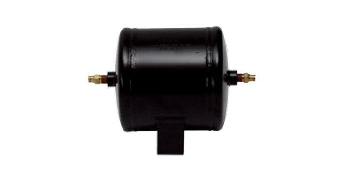 ( LF1A) Luftvorratsbehälter, 2 Liter (weitere Größen auf Anfrage), 1/4 Zoll, 6,35 mm