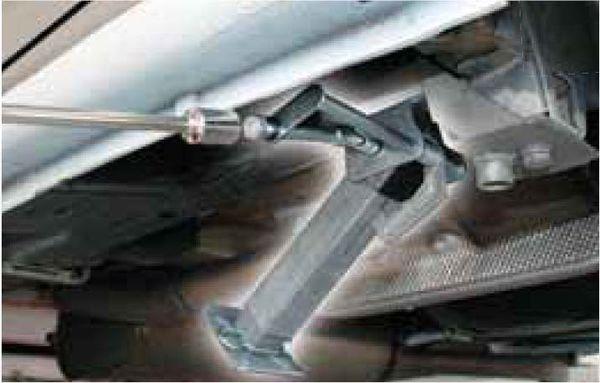 MOCA Stütze vorne f. Fiat Ducato (230/244/250) 290- 380mm