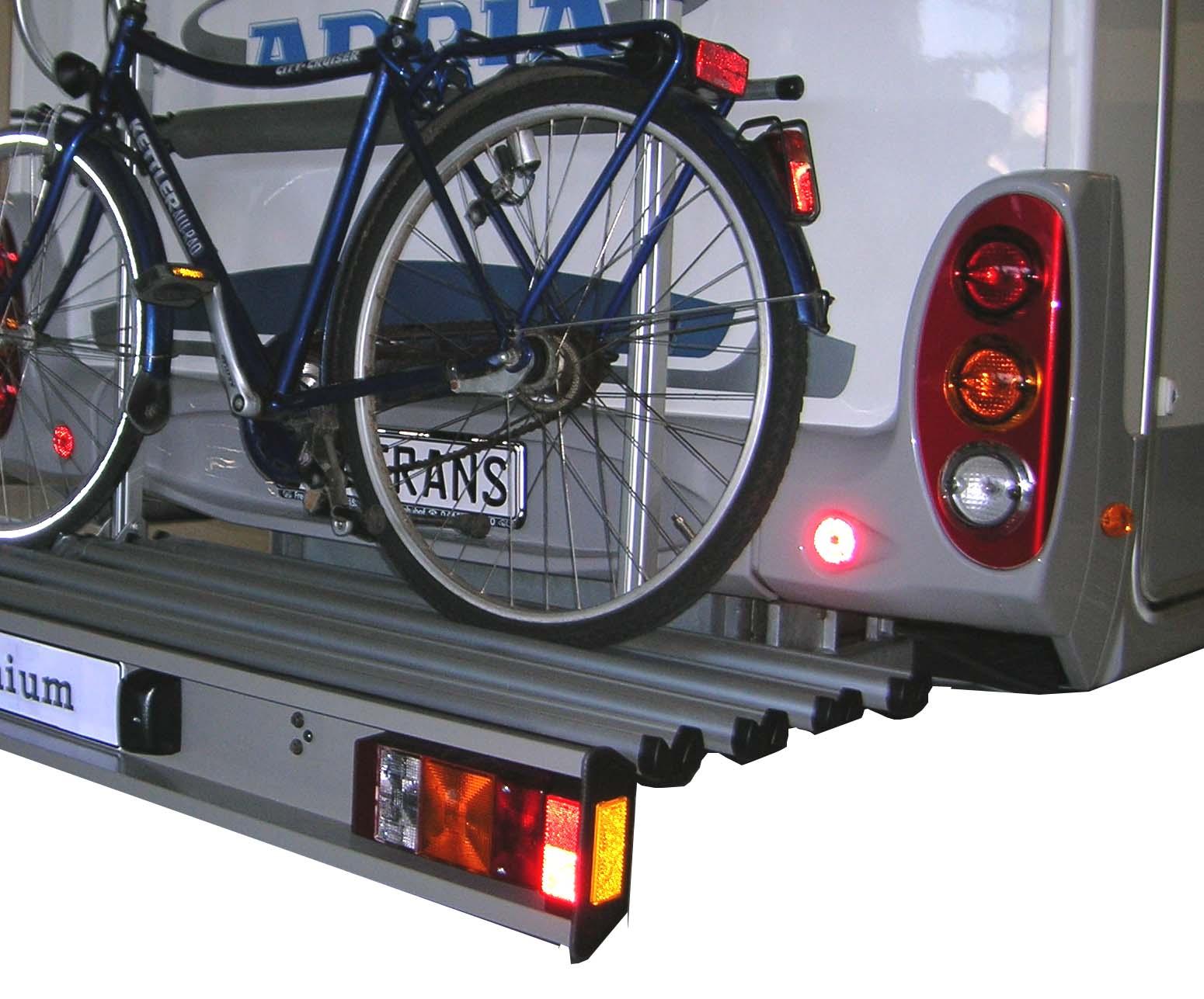 ALUTRANS Premium 4 Fahrräder