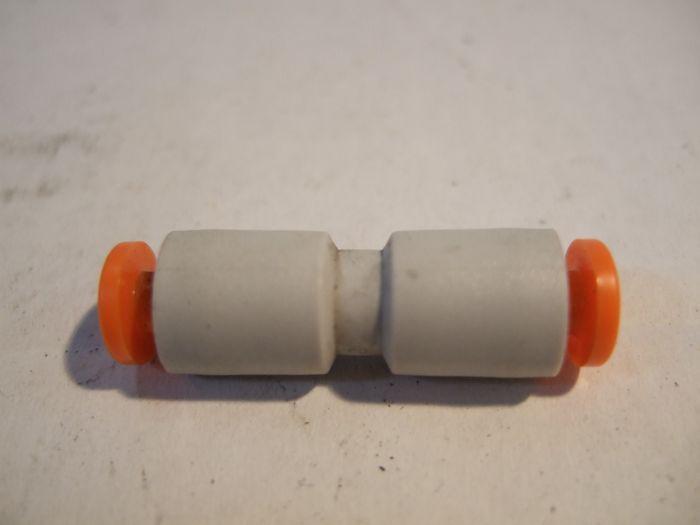 ( LF2A) Stossverbinder, gerade, 1/8 Zoll, 3,175 mm