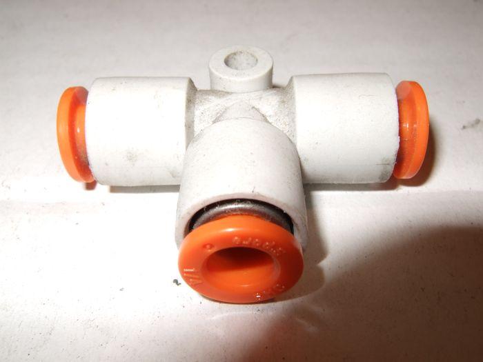 ( LF1A) Verbinder, T- Stück, 1/4 Zoll, 6,35 mm
