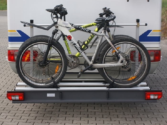 ALUTRANS Premium 2 Fahrräder