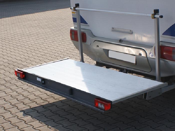 ALUTRANS Premium Plattformträger XL 200kg