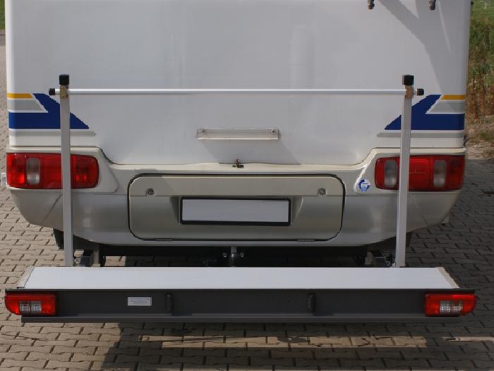 ALUTRANS MAXX Plattformträger spez. für Peugeot Boxer X250/X290 Bj. 2011-, ohne AHK