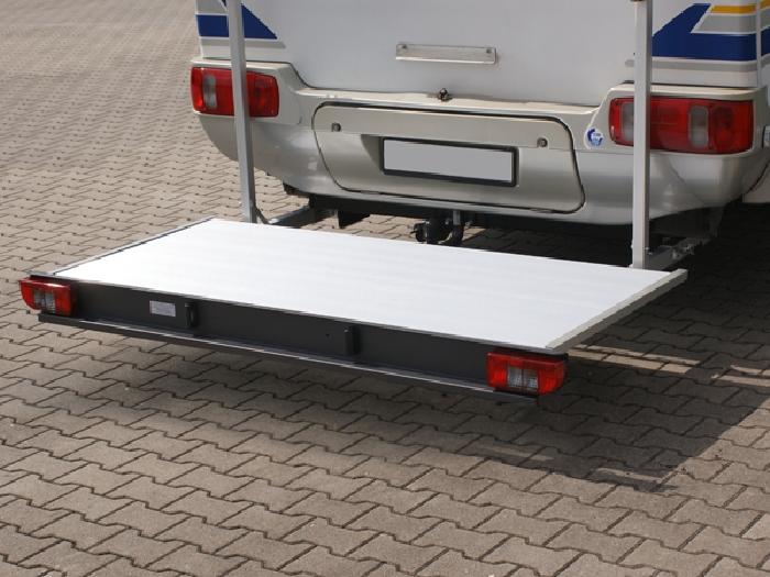 ALUTRANS MAXX Plattformträger XL spez. für Citroen Jumper X250/X290 Bj. 2011-, ohne AHK
