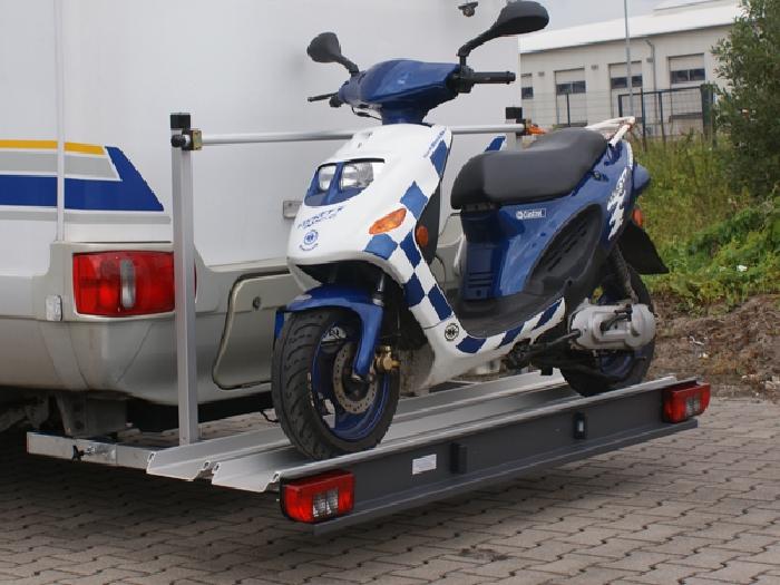 ALUTRANS ECO MAXX 1 Motorrad/ Roller_ 135 kg