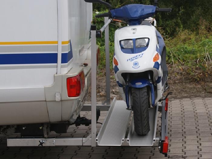 ALUTRANS MAXX 1 Roller/ Motorradträger_ 135 kg