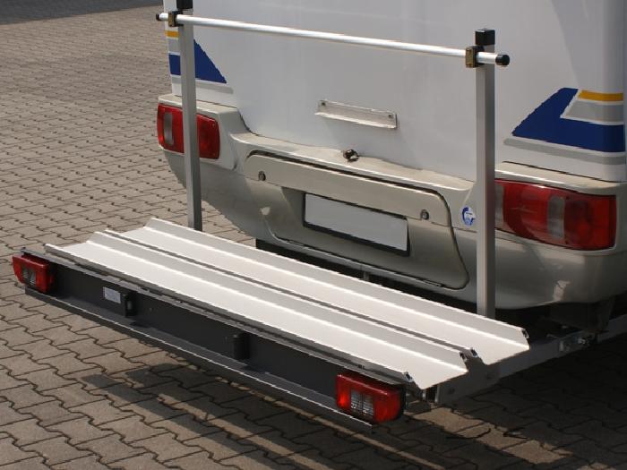 ALUTRANS ECO Premium 1 Roller/ Motorradträger, 150kg