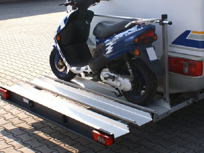 ALUTRANS ECO Premium 2 Roller/ Motorradträger, 150kg