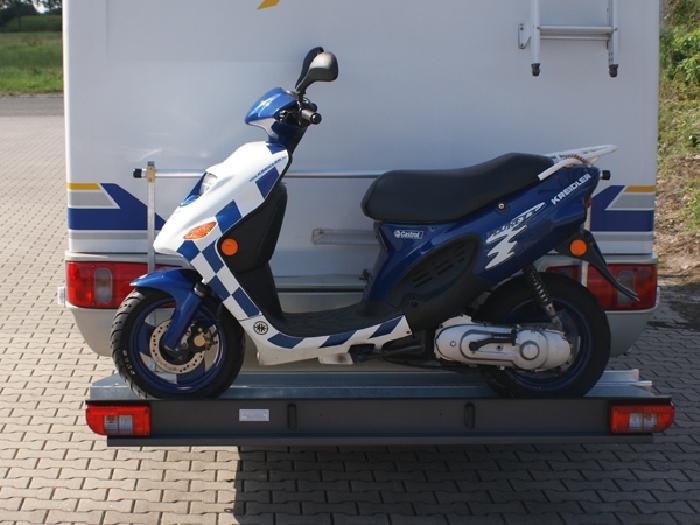 ALUTRANS ECO prestige 1 Motorrad/ Roller, 150kg