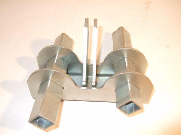 Befestigungselement, einstellbar, Twinny-Load