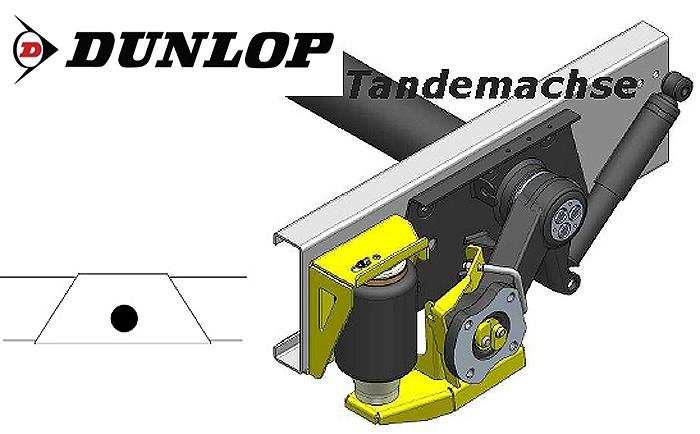 ALKO ( AL-KO )- Chassis- 1994-2002_Standard Radaufnahme- Tandemachse, Zweikreis Zusatz-Luftfederanlage, syst. LF3