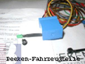 Modul Kit Lasterhöhung Lichtanlage links