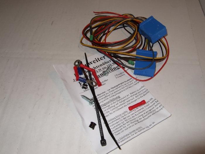 Blinkleuchtenüberwachung Zusatzkit 94- 210 W